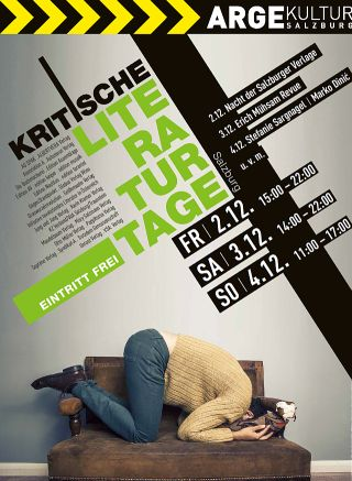 Kritische Literaturtage Salzburg 2016